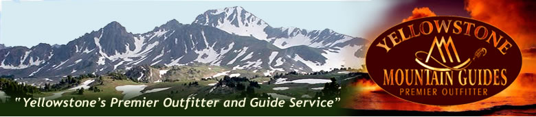 Yellowstone Mountain Guides - Hilgard Mountains